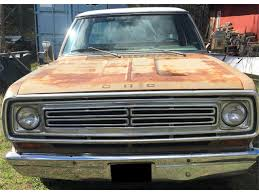 1973 Dodge D100 For Sale | ClassicCars.com | CC-992424