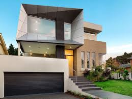 100 Australian Modern House Designs Addition Of Geometric Alucobond Creates Exterior For