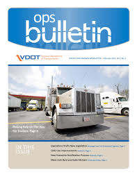 VDOT Operations Bulletin - February 2017 By VDOT Operations - Issuu Truckers Converge On Washington Dc For Events This Week 2016 Virginia Trucking Association 26 27 Vdot Operations Bulletin February 2017 By Issuu 24 25 Share The Road Home Facebook The Record Delta Local Company Hosts West Truck Driving New Improved Mpg Port Of To Introduce Appoiment System March 1 Truck November News Could Allow Trucks Up 11000 Pounds Heavier Than It Does Our Partners Bestpass Hard Trucking Al Jazeera America