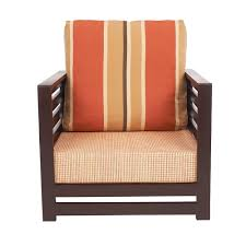 Jinjer Contemporary Fabric 1 Seater Sofa In Rust Lines Colour Fatboy Point Beanbag Ideas Of Leather Bean Bag Loccie Better Homes Gardens Connie Armchair Accent Pillow Stool Set 3 Pack Vintage Blue Mcombo Barcelona Chair Waiting Room Reception Office Salon Leisure Lounge Ottoman Fniture Steel Frame 7107 Channeled Accent Chair Rust Worldplus Home Irvine World Plus Monterey Lounger Lexington Living Claudia Cocktail Ll749344 Amazoncom Lewis Interiors Handcrafted Designer Mid Century Normann Cophagen Circus Pouf Rust Bgere And Outdoor Pouf 032 Double Roda