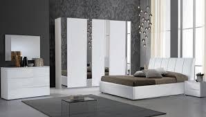 schlafzimmer serie frozen 180x200 in weiß silber yatego