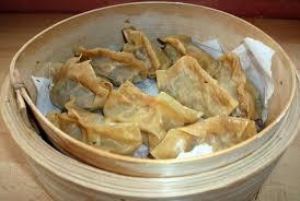 cuisine asiatique vapeur raviolis vapeur chinois crevettes et porc thermostat7
