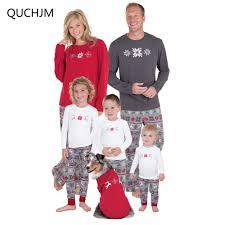 popular family christmas pajamas buy cheap family christmas