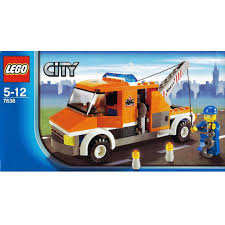 LEGO City 7638 - Tow Truck - DECOTOYS