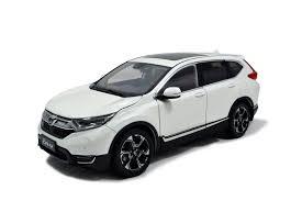 Honda CR V 2017 1 18 Scale Diecast Model Car