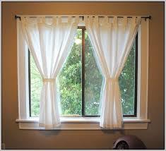Design Bathroom Window Curtains by Best 25 Short Window Curtains Ideas On Pinterest Small Window