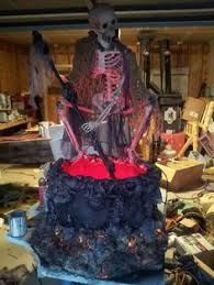 Homemade Animatronic Halloween Props by Using A Wiper Motor In Your Halloween Projects Halloween