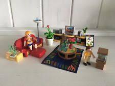 playmobil puppenhaus 5584 wohnzimmer stereo möbel