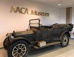 100 Packard Trucks Garage Finds Unrestored Automobiles Exhibit AACA Museum