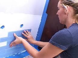 Cutting Glass Tile Backsplash Wet Saw by How To Install A Glass Tile Backsplash How Tos Diy