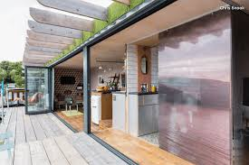 100 Shipping Container Guest House By The River