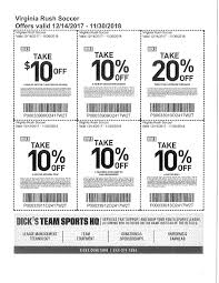 DICK'S YEARLY COUPONS - Virginia Rush Soccer Club Coupons For Dickssportinggoods In Store Printable 2016 89 Additional Inperson Basesoftballteerookie Ball Officemax Coupon Codes Blog Printable Home Depot Coupons 2018 Dover Coupon Codes Beautyjoint Code November Crate And Barrel Promo Singapore Owlcrate 2019 For Hibbett Sporting Goods Tokyo Express Vitaminlife Dicks 5 Best Sporting Goods Promo Sep Raider Image Free Shipping Wwwechemistcouk Add A Fitness Tracker In The App