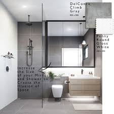 BIG IDEAS FOR SMALL BATHROOMS   Ferreiras Reasons To Choose Porcelain Tile Hgtv Bathroom Wall Ideas For Small Bathrooms Home Design Kitchen Authentic Remodels Interior Toilet On A Bathroom Ideas Small Decorating On A Budget Floor Designs Awesome Extraordinary Bold For Decor 40 Free Shower Tips Choosing Why 5 Victorian Plumbing Walk In Youtube Top 46 Magic Black Subway Dark Gray Popular Of