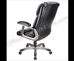 Realspace Broadstreet Contoured U Shaped Desk by Realspace Outlet Salsbury High Back Chair Black Sku 196562