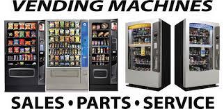 Vending Machines Sales Parts Service And Repair In Fullerton CA