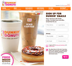 Dunkin Donuts Pumpkin Syrup Nutrition Facts by Email Showdown Starbucks Vs Dunkin U0027 Donuts