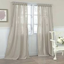 Curtains With Grommets Diy by How To Make Easy Burlap Curtains Diy Burlap Curtains With Grommets