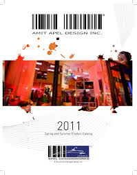 100 Amit Apel APEL DESIGNWORK 2011 CATALOG By Design Inc Issuu