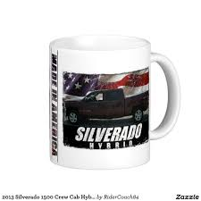 100 Hybrid Trucks 2013 Silverado 1500 Coffee Mug Chevrolet Chevy Trucks
