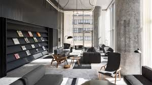 100 Housing Interior Designs The Raw Interior Of Herzog De Meurons Jenga Building Has