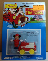 100 Fire Trucks For Sale On Ebay RARE WALT DISNEYS Collectable DieCast MICKEY MOUSE FIRE TRUCK