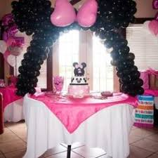 Baby Minnie Mouse Baby Shower Theme by Danielasonoio Minnie Mouse Baby Shower Ideas For Girls Images