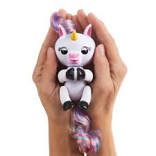 Unicorn Monkey Fingerlings SiloBeauty