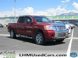 Pre-Owned 2013 Nissan Titan Crew Cab Pickup In Sandy #B4161 ... 2010 Used Nissan Frontier Technology Package At Concord Motsport Trucks For Sale In Auburn Ss Best Auto Sales Llc 2016 Awesome New And In Ames Ia 2018 Pro Truck 11651 21 77065 Automatic Carfax Navara Pickup Year 2006 Price 4935 Sale Lovely 70 Chevrolet C10 Customised Into Crew Cab Green Magnificient Truck Maryland Dealer 2012 2017 Titan Xd 4x4 Diesel Single Sv Available 1995 Overview Cargurus Lifted For 37200 Near Ottawa Myers Orlans