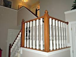 Interior. Stair Banister - Lawratchet.com Wood Stair Railing Kits Outdoor Ideas Modern Stairs And Kitchen Design Karina Modular Staircase Kit Metal Steel Spiral Interior John Robinson House Decor Shop At Lowescom Indoor Railings Wooden Designs Contempo Images Of Lowes For Your Arke Parts The Home Depot Fresh 19282 Bearing Net Grill 20 Best Oak Handrails Caps Posts Spindles Stair Railings Interior Interior Rail Ideas Pinterest