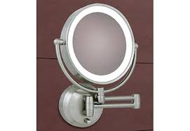 wall mirrors wall makeup mirror 10x lighted wall mirror for