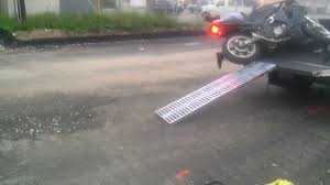 100 Motorcycle Ramps For Pickup Trucks Ramp Loading FAIL YouTube