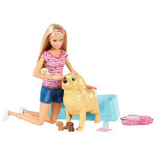 Buy Barbie Glam Vacation House Dollhouse Playset With Doll Online At
