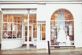 Agape Bridal Boutique Exterior