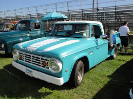 67 Dodge D100 Stepside Pick-Up | The Pantowners Annual Car S… | Flickr