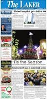Christmas Tree Shop Flyer by The Laker Land O U0027 Lakes Lutz Dec 24 2014 By Lakerlutznews Issuu