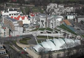100 Enrique Miralles Architect RMJM And Enric Scottish Parliament Still Costing Millions