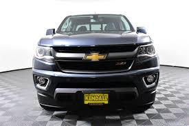 100 Chevrolet Colorado Truck New 2019 4WD Z71 Crew Cab For Sale D190164