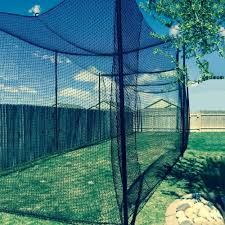 Amazon.com : 12' High X 12' Wide X 55' Long Batting Cage Net, #36 ... Best Dimeions For A Baseball Batting Cage Backyard Cages With Pitching Machine Home Outdoor Decoration Building Seball Field Daddy Made This Logans Sports Themed Fortress Ultimate Net Package World Jugs Sports Softball Frames 27 Ply Hdpe Multiple Youtube Lflitesmball Dealer Installer Long Academy Artificial Turf Grass Project Tuffgrass 916 741 How To Use The Most Benefit