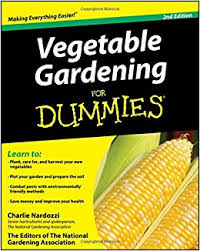 Ve able Gardening For Dummies Charlie Nardozzi The Editors of