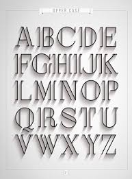 London Font Uppercase By Antonio Rodrigues Jr