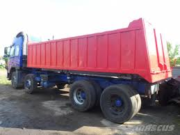 Used Volvo 340 Dump Trucks Year: 2003 Price: US$ 13,858 For Sale ...