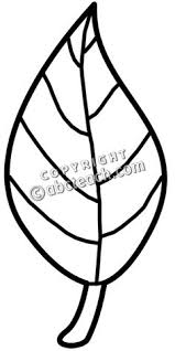 Pile Leaves Clipart Black And White