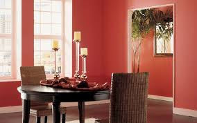 Dining Room Paint Colors Dark Furniture Chandelier And Vintage Wall Light Black Varnish Wood Bench Brown