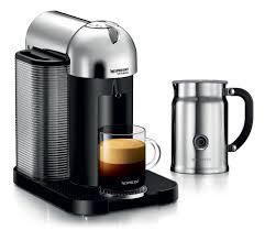 Nespresso VertuoLine Coffee Espresso Maker With Aeroccino Plus
