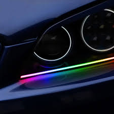 Oracle Lighting® - Concept LED Strip Tsv 7 Color Led Strip Under Car Tube Underglow Interior Lights Truck Bed With Strips Diy Howto Youtube Gtr Lighting Long Lightningseries Light Multicolor Whewell 4fxible Underbody Blue Rclighthouse Purple Neon Glow Kit Fxible 12v Led For Trucks Decor Auto Decoration Dashboard Floor Lamp 2018 Rgb Flowing Tail Trunk Dynamic Streamer 4piece Vehicle 30cm Waterproof 15 Motor Grill Color Chaing Light Strips With Remote For Sale In Barnet