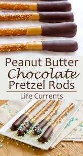 Halloween Pretzel Rod Treats by Best 25 Dipped Pretzel Rods Ideas On Pinterest Chocolate Dipped