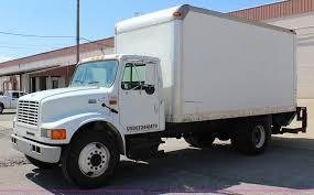 100 International Box Truck 2000 4700 Box Truck Item J3659 SOLD Novem