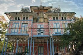 This Colorful 1910 Georges Baussan House Was Built For The Founder Of Haitis First Chamber