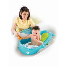 Infant Bathtub Seat Ring by Fisher Price Precious Planet Whale Of A Tub Walmart Com