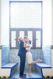 Santa Barbara County Courthouse Mural Room by Santa Barbara Courthouse Wedding 1 Kiel Rucker Photography